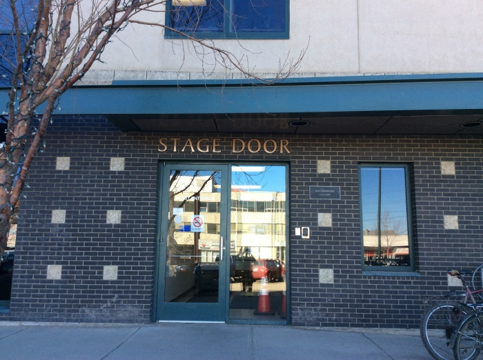 edmonton stage door