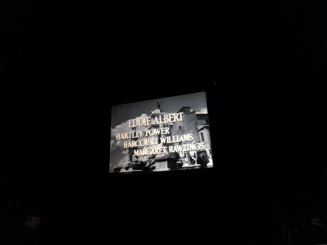 Roman Holiday movie
