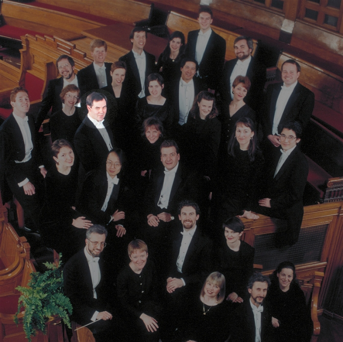 Tafelmusik Chamber Choir, 2001
