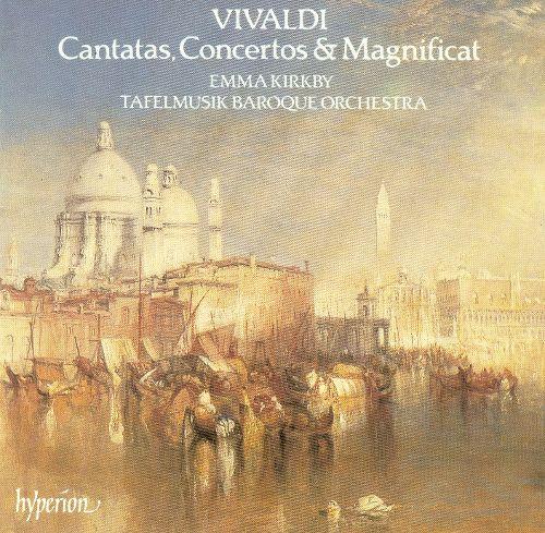 Vivaldi Cantatas, Concertos & Magnificat, 1987