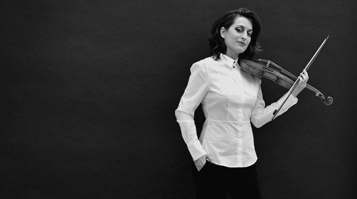 Elisa Citterio, Music Director Designate. Photography: Monica Cordiviola