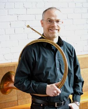 Andrew Clark, horn