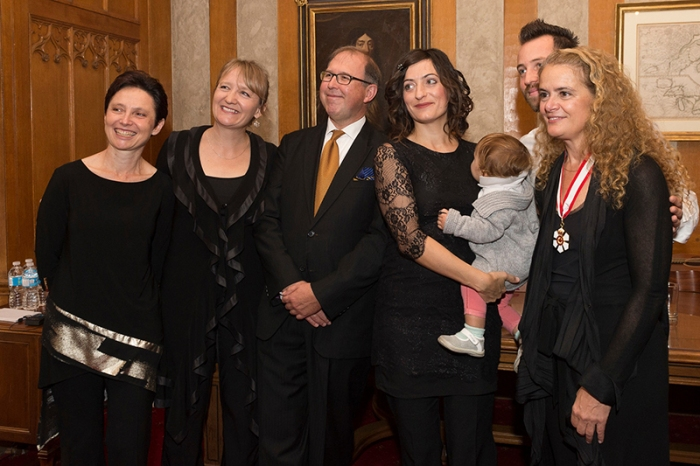 Tafelmusik with Her Excellency, Julie Payette