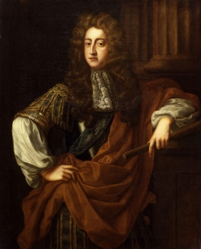 George, Prince of Denmark by John Riley, c. 1687