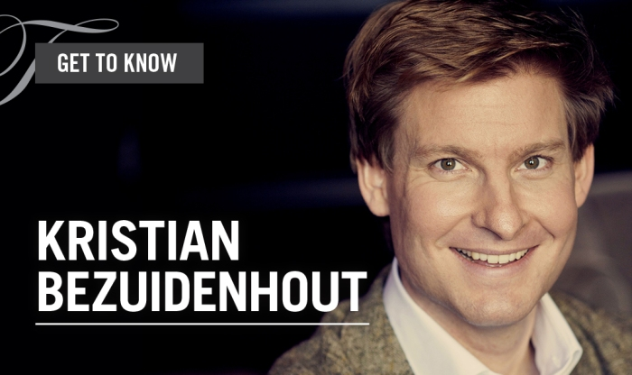 Get to know Kristian Bezuidenhout