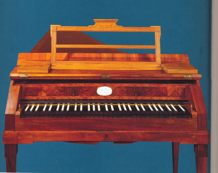 Mozart's Piano: The Fortepiano – Breaking Baroque