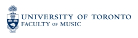 University of Toronto: Faculty of Music